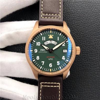 XF厂 万国 IW327101 飞行员 喷火战机系列 一比一复刻手表价格/图片 最高版本