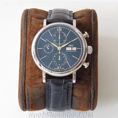ZF厂 万国 IW391019 柏涛菲诺 计时腕表系列 一比一复刻表价格/图片 最高版本