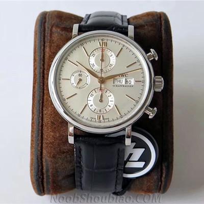 ZF厂 万国 IW391031 柏涛菲诺 计时腕表系列 一比一复刻表价格/图片 最高版本