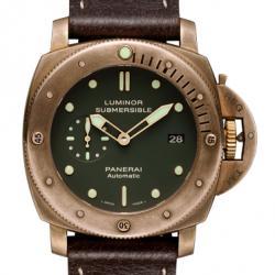 VS厂 V2版 沛纳海 Pam382 青铜 最高版本 一比一复刻手表价格/图片