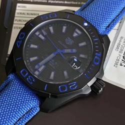 【原厂配件组装】泰格豪雅手表 竞潜系列 李易峰同款