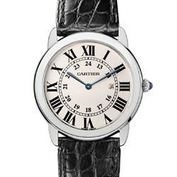 卡地亚 Cartier RONDE SOLO DE CARTIER 系列(伦敦SOLO) W6700255