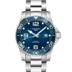 Longines 浪琴 HydroConquest 康卡斯潜水系列 L3.781.4.96.6