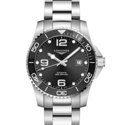 Longines 浪琴 HydroConquest 康卡斯潜水系列 L3.781.4.56.6
