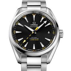 Omega 欧米茄 Seamaster 海马系列 Aqua Terra > 15000 GAUSS 高斯腕表 231.10.42.21.01.002
