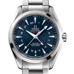 Omega 欧米茄 Seamaster 海马系列 Aqua Terra 150米 GMT 231.10.43.22.03.001