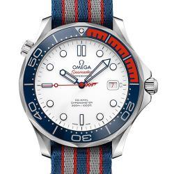 "OMEGA 欧米茄 SEAMASTER 海马 diver 300m 300米潜水表 Commander's Watch ""指挥官""限量版腕表 212.32.41.20.04.001"