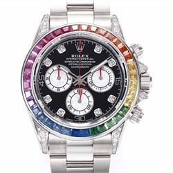 劳力士 Rolex 迪通拿 Daytona 宇宙计型 116599RBOW Rainbow