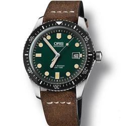 Oris 豪利时 Oris Divers Sixty-Five 潜水系列 01 733 7720 4057-07 5 21 02