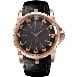 Roger Dubuis 罗杰杜比 excalibur系列 Knights of the Round Table II 圆桌骑士 RDDBEX0511