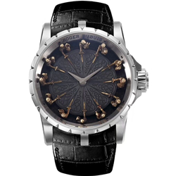 Roger Dubuis 罗杰杜比 excalibur系列 Knights of the Round Table II 圆桌骑士 RDDBEX0495