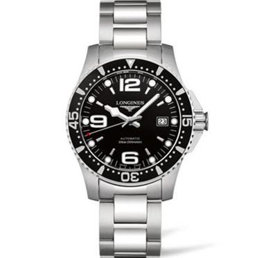 Longines 浪琴 HydroConquest 康卡斯潜水系列 L3.742.4.56.6