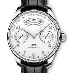 IWC 万国 PORTUGIESER ANNUAL CALENDAR 葡萄牙系列年历腕表 IW503501