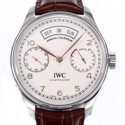 IWC 万国 PORTUGIESER ANNUAL CALENDAR 葡萄牙系列年历腕表 IW50350
