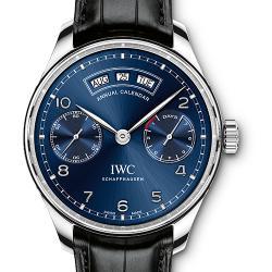 IWC 万国 PORTUGIESER ANNUAL CALENDAR 葡萄牙系列年历腕表 IW503502