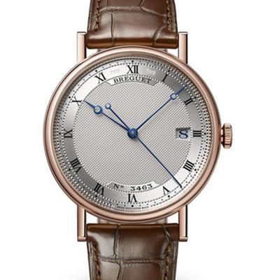 Breguet 宝玑 经典系列 CLASSIQUE 5177系列 5177BR/15/9V6 - N厂手表