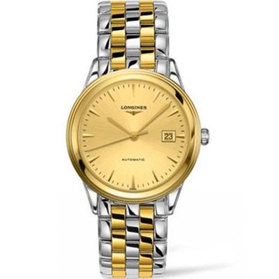 Longines 浪琴 优雅 军旗系列 L4.874.3.32.7 N厂手表