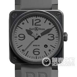 柏莱士 INSTRUMENTS系列 BR0392-COMMANDO-CE 腕表