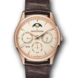 积家 大师系列 超薄万年历大师系列腕表系列 1302520
