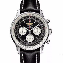 百年灵 航空计时1系列 航空计时01腕表系列 AB012012.BB01.435X.A20BA.1