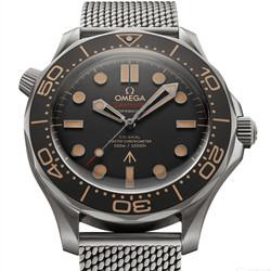 欧米茄 海马系列 300米潜水表系列 210.90.42.20.01.001(007版腕表)