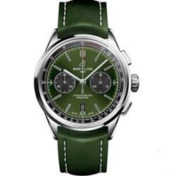 百年灵 璞雅系列 B01计时腕表42宾利特别版系列 AB0118A11L1X1