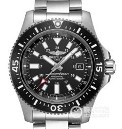 百年灵 超级海洋系列 超级海洋44特别版腕表系列 Y17393101B1A1