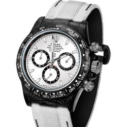 劳力士 宇宙计型迪通拿 Cosmograph Daytona CRONUSART改装厂 Classic black and white 经典黑白 熊猫迪