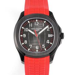 百达翡丽 Aquanaut系列 手雷 5167A Red Black Venom改装厂 40MM